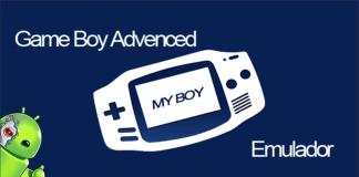 My Boy - GBA Emulator