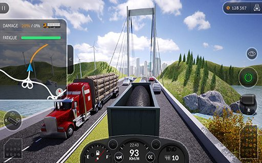 Truck Simulator PRO 2016 01