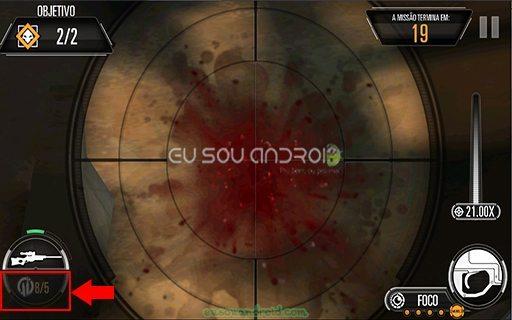 Sniper X with Jason Statham MOD 01 v1.5.1
