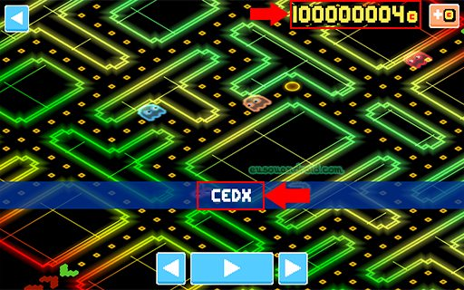 PAC-MAN 256 Endless Maze MOD 05 v2.0.2