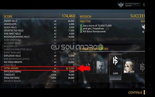 Hitman Sniper v1.7.69607 MOD 02