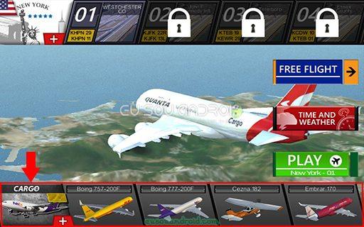 Flight Simulator X 2016 Air HD MOD 03