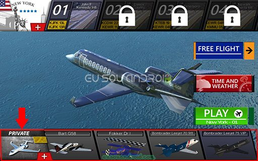 Flight Simulator X 2016 Air HD MOD 06