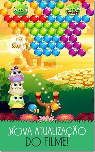 Angry Birds POP Bubble Shooter 01