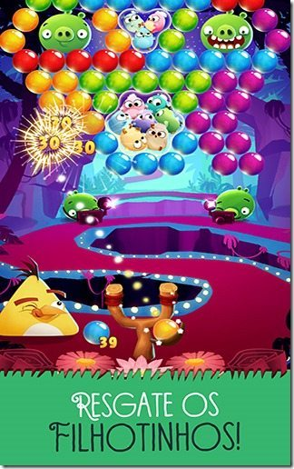 Angry Birds POP Bubble Shooter 02