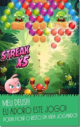 Angry Birds POP Bubble Shooter 03