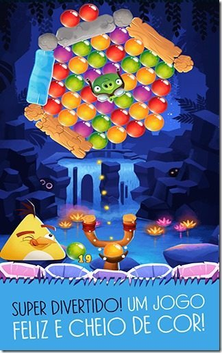 Angry Birds POP Bubble Shooter 05