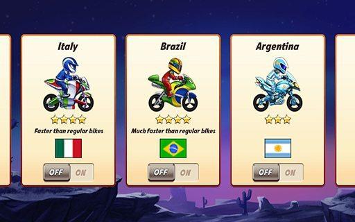 Bike Race Pro MOD 02 v6.5
