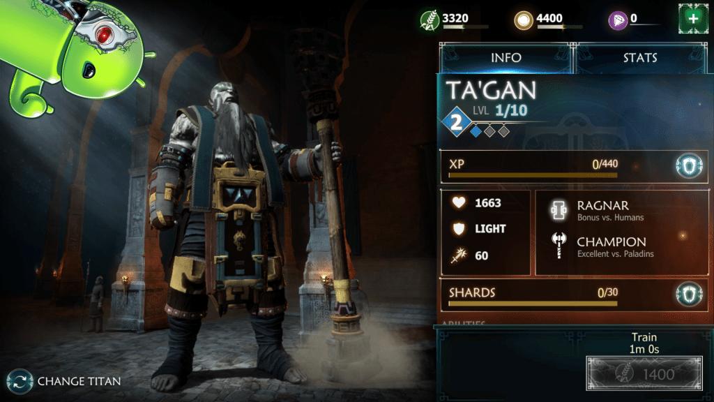 Dawn of Titans MOD APK Torrent