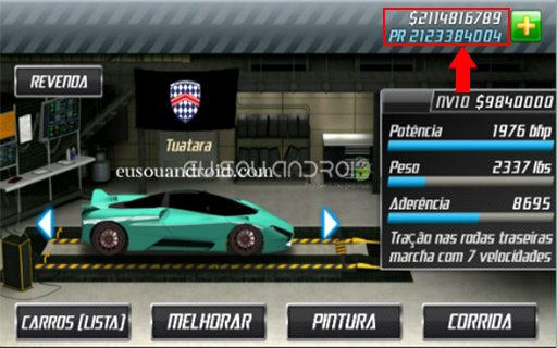 Drag Racing Classic MOD 02 v1.6.76