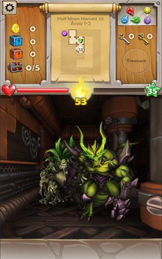 Dungeon Monsters 04