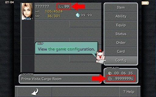 Final Fantasy IX For Android MOD 01 v1.1.4