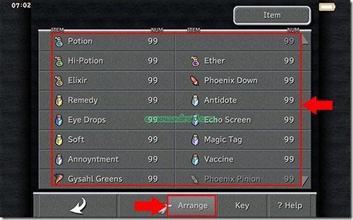 Final Fantasy IX For Android MOD 03 v1.1.4