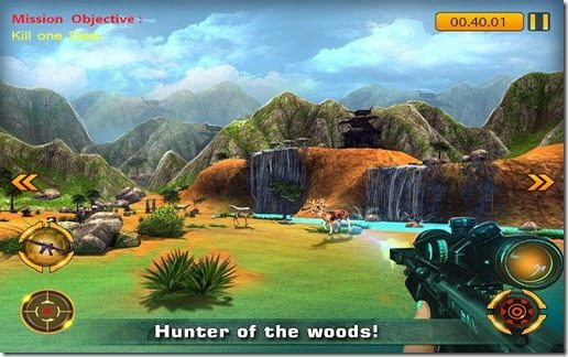 Hunter 3D 01
