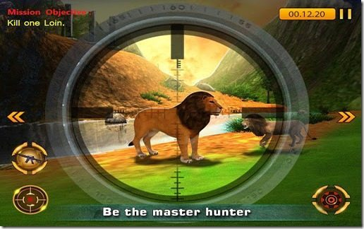 Hunter 3D 06
