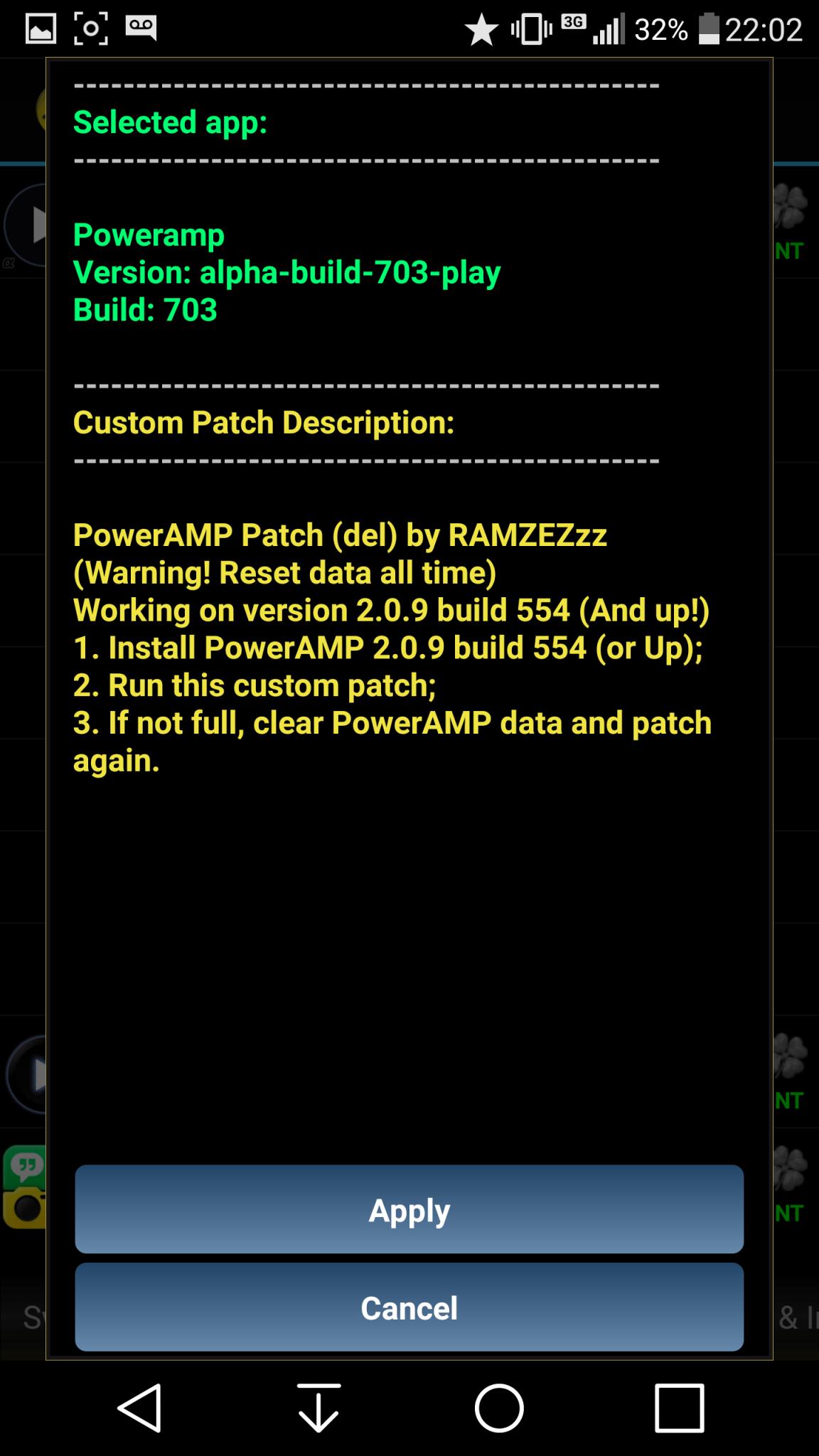 Ativa power amp