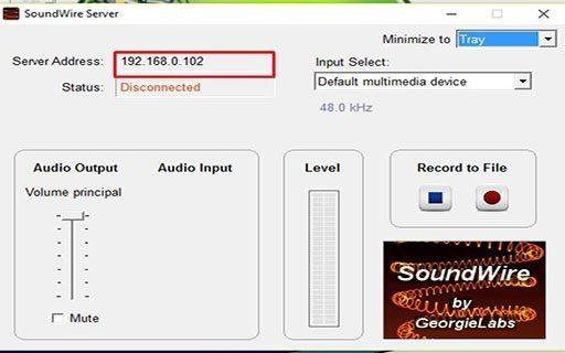 SoundWire 1