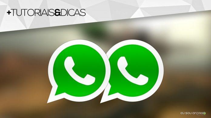 Como ter dois Whatsapp no mesmo celular