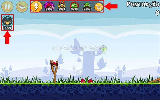 Angry Birds v6.1.2 MOD 01