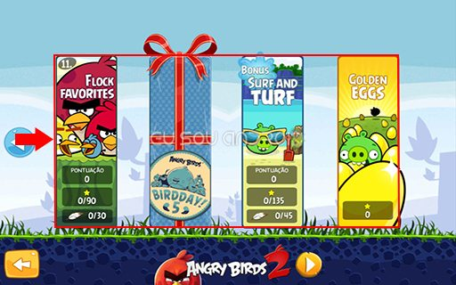 Angry Birds v6.1.2 MOD 05