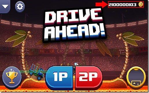 Drive Ahead MOD 01 v1.23
