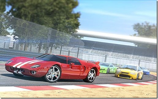 Need for Racing New Speed Car 06