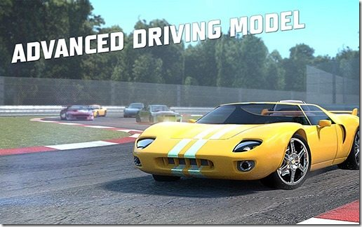 Need for Racing New Speed Car 07