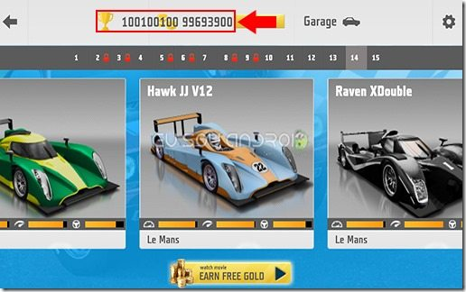 Need for Racing New Speed Car MOD 01 v1.4
