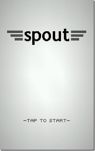 Spout Monochrome Mission 01
