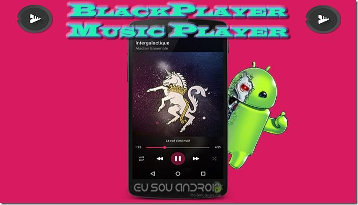 BlackPlayer Music Player Capa v2.25