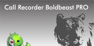 Call Recorder Boldbeast PRO