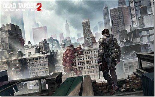 DEAD TARGET Zombie 2 03