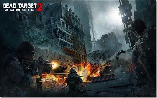 DEAD TARGET Zombie 2 04