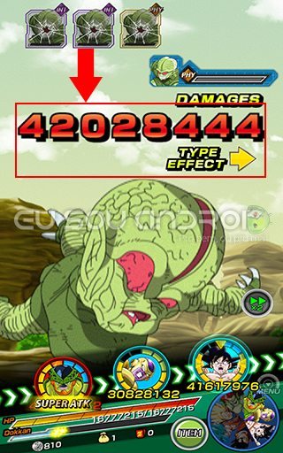 Dragon Ball Z Dokkan Battle v2.8.4 MOD 03