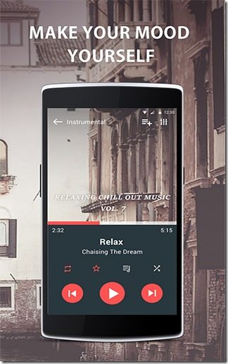 Just Music Player 02