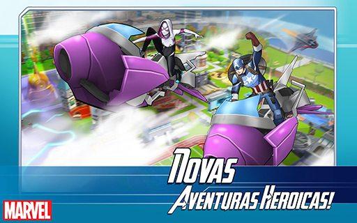 MARVEL Avengers Academy 05