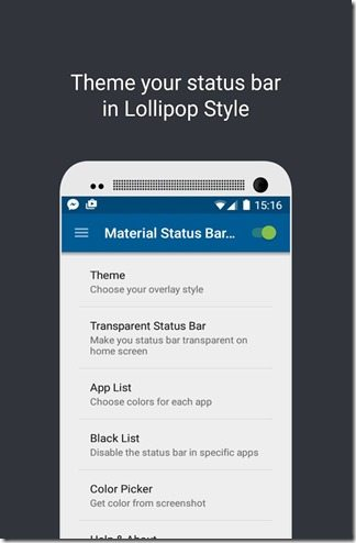 Material_Status_Bar_ APK