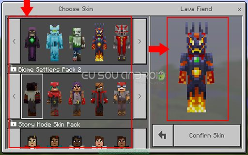 Minecraft Pocket Edition v.0.15.4.0 MOD 01