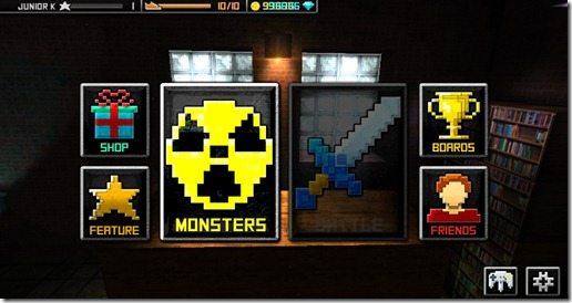 MonsterCrafter MOD APK