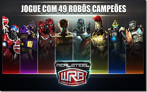 Real Steel World Robot Boxing 01