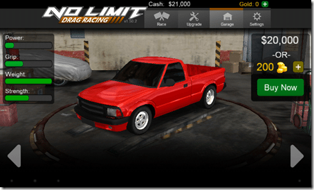 Screenshot(02)(06)(2016) No Limit Drag Racing Apk eu sou android.com