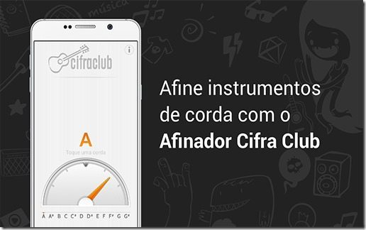 Afinador Cifra Club 02