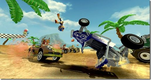 Beach Buggy Racing_apk mod