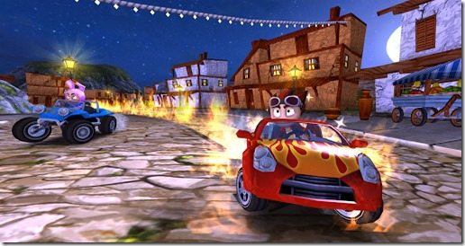 Beach_Buggy Racing apk mod