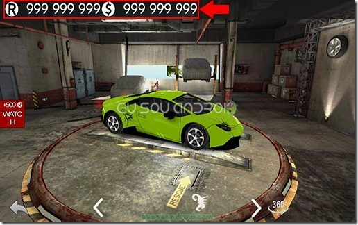 Car Drift X Real Drift Racing MOD 01 v1.2.5