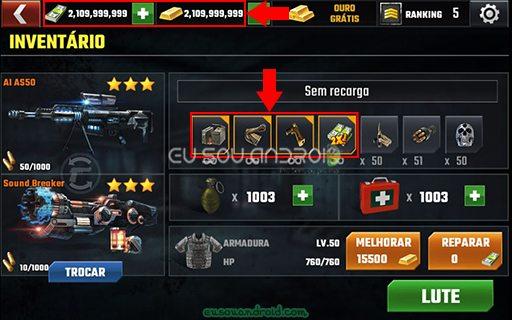 Dead Target Zombie v2.0.5 MOD 01
