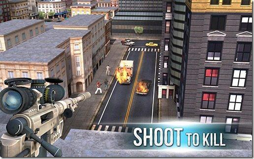 Death Sniper Commando 01