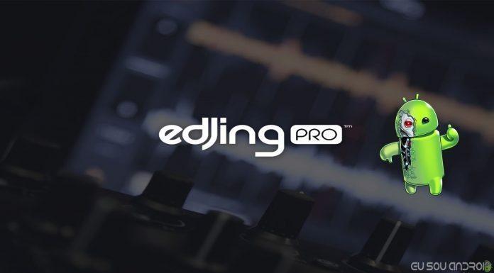 Edjing PRO Mixador de Músicas
