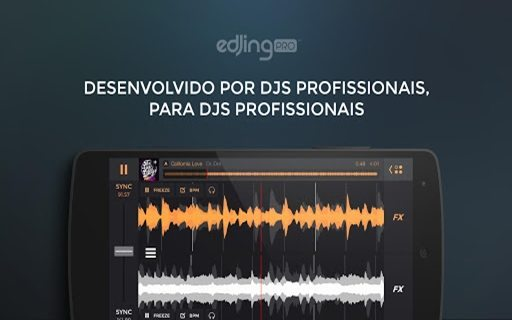 Edjing PRO- Mixador de Músicas_EUsouandroid (2)