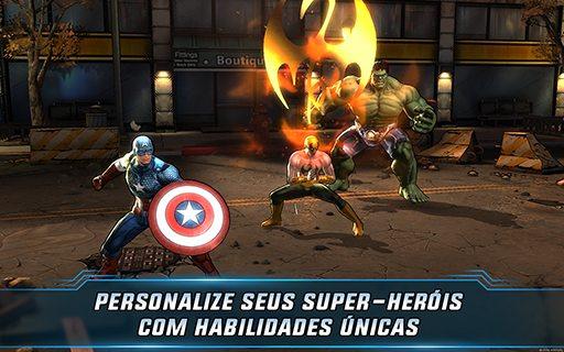 MARVEL Avengers Alliance 2 02